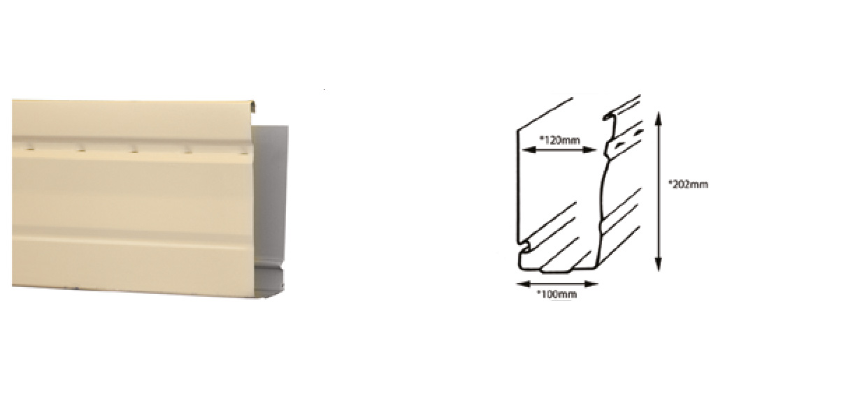Continuous Aluminium Gutters Stalco Continuous Gutters